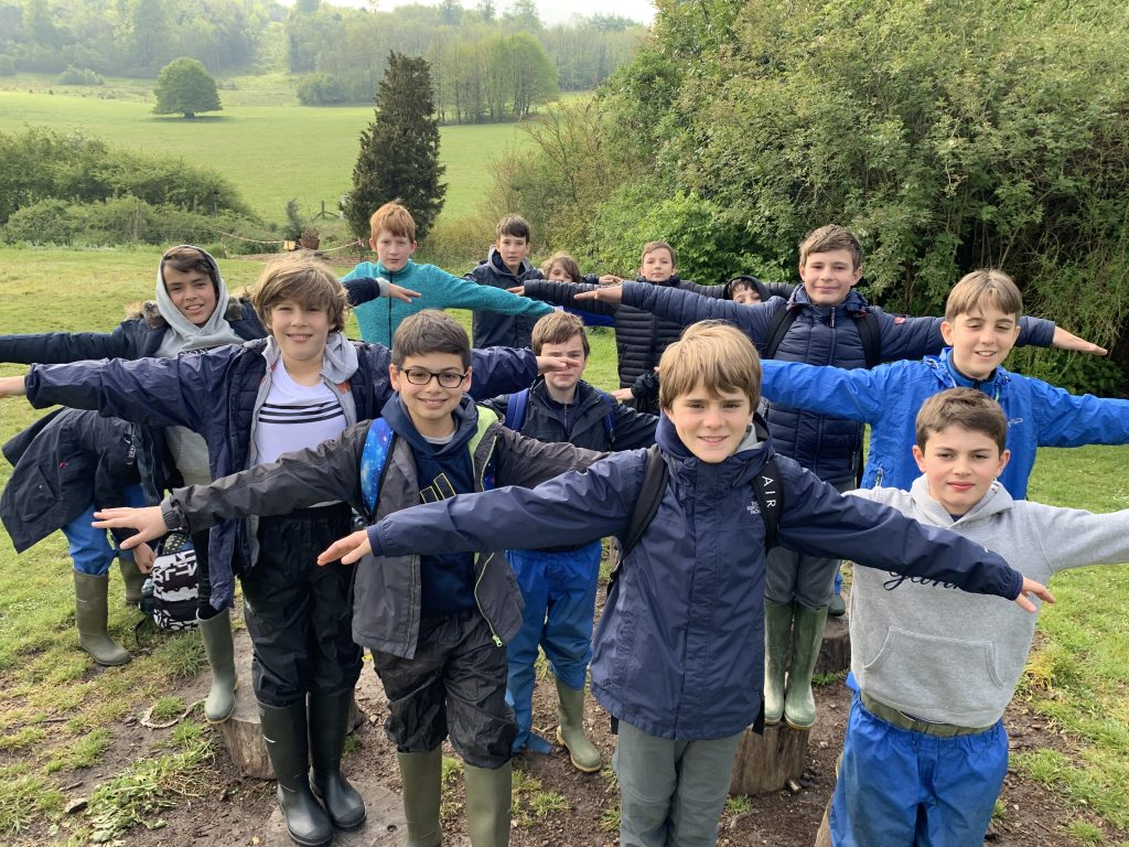 St Anthony's boys geography field trip